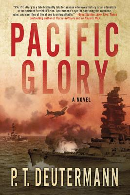 Pacific Glory: A Novel Cover Image