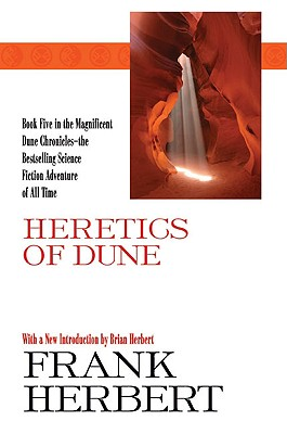 Heretics of Dune Cover Image