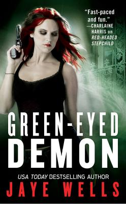 Green-Eyed Demon Cover