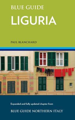 Blue Guide Liguria Cover Image