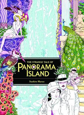 The Strange Tale of Panorama Island Cover Image