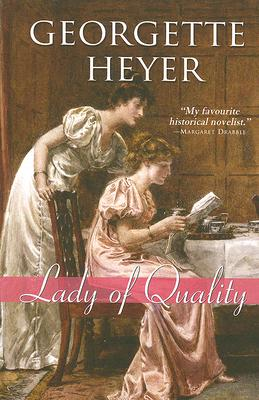 Lady of Quality Cover Image