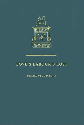 Love's Labour's Lost (New Cambridge Shakespeare) Cover Image
