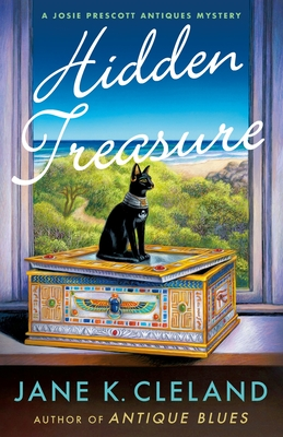 Hidden Treasure: A Josie Prescott Antiques Mystery (Josie Prescott Antiques Mysteries #13) Cover Image