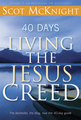 40 Days Living the Jesus Creed Cover