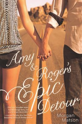 Amy & Roger's Epic Detour Cover Image