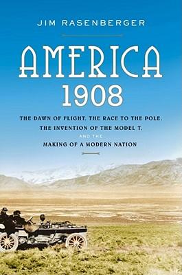 America, 1908 Cover