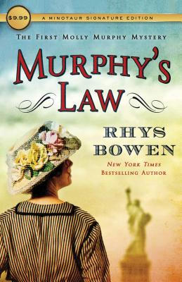 Murphy's Law: A Molly Murphy Mystery (Molly Murphy Mysteries #1) Cover Image