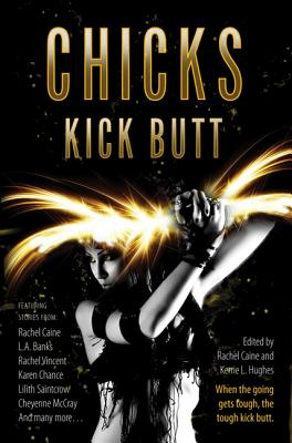 Chicks Kick Butt Cover Image
