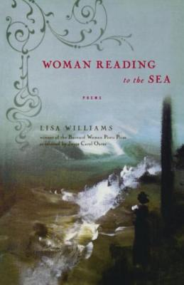 Woman Reading to the Sea Cover