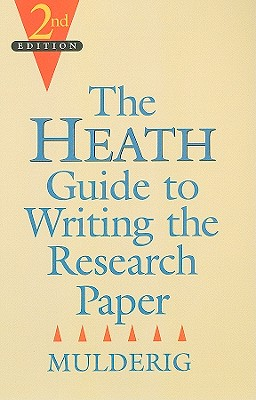 The Heath Guide to Writing the Research Paper Cover Image
