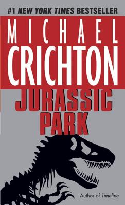 Jurassic Park: A Novel Cover Image