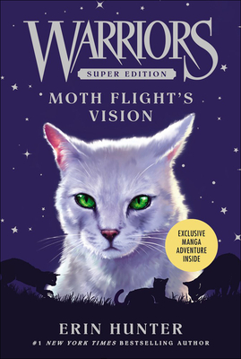 Moth Flight's Vision (Warriors Super Edition #8) Cover Image