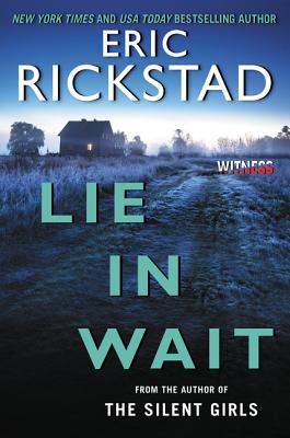 Lie In Wait (Canaan Crime Novels) Cover Image