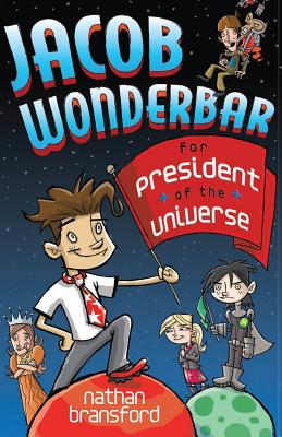 Jacob Wonderbar for President of the Universe Cover Image