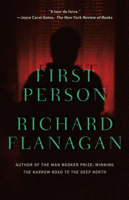First Person (Vintage International) Cover Image
