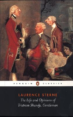 The Life and Opinions of Tristram Shandy, Gentleman: The Florida Edition Cover Image
