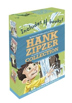 Hank Zipzer Collection Cover