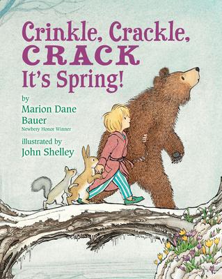 Cover for Crinkle, Crackle, CRACK