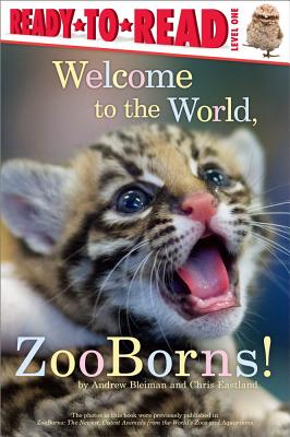 Welcome to the World, Zooborns! Cover Image