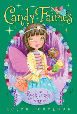 Rock Candy Treasure (Candy Fairies #18) Cover Image