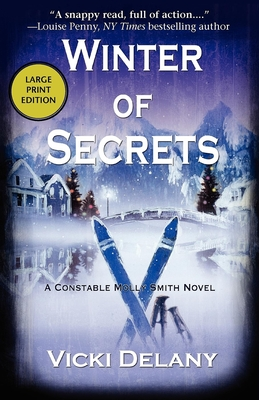 Winter of Secrets (Constable Molly Smith Novels #3) Cover Image
