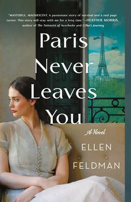 Cover for Paris Never Leaves You
