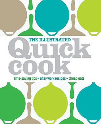 The Illustrated Quick Cook Cover