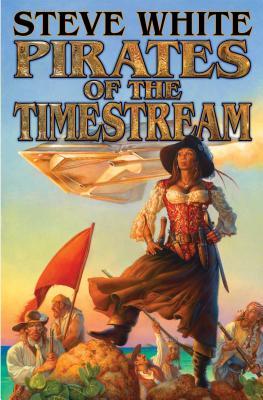 Pirates of the Timestream (Jason Thanou #3) Cover Image