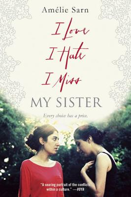 I Love I Hate I Miss My Sister Cover Image
