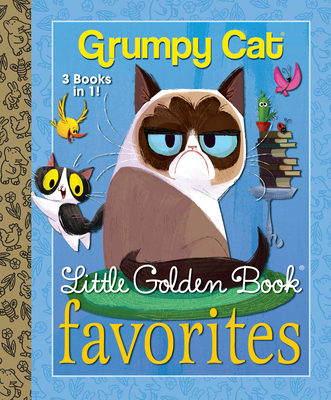 Grumpy Cat Little Golden Book