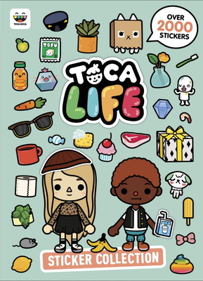 Toca Life Sticker Collection (Toca Boca) Cover Image