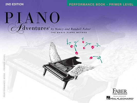 Primer Level - Performance Book: Piano Adventures Cover Image