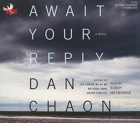 Await Your Reply Cover Image