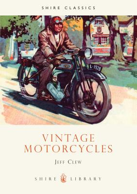 Vintage Motorcycles Cover