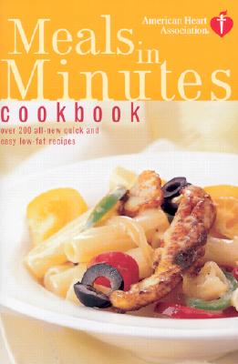 American Heart Association Meals in Minutes Cookbook Cover