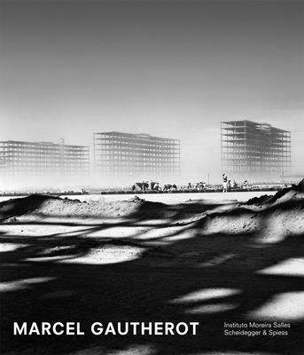Marcel Gautherot: The Monograph Cover Image