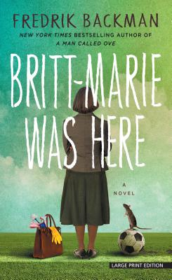 Britt-Marie Was Here Cover Image