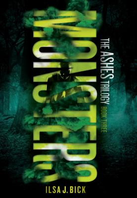 Cover for Monsters (Ashes Trilogy #3)