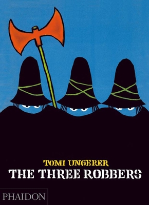 The Three Robbers Cover