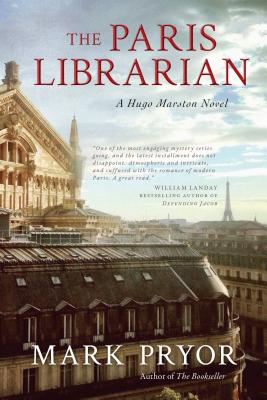 The Paris Librarian: A Hugo Marston Novel Cover Image