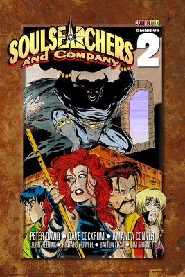 Soulsearchers and Company Omnibus 2 Cover Image