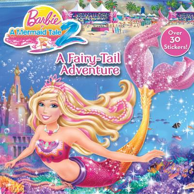 A Fairy-Tail Adventure (Barbie) Cover Image