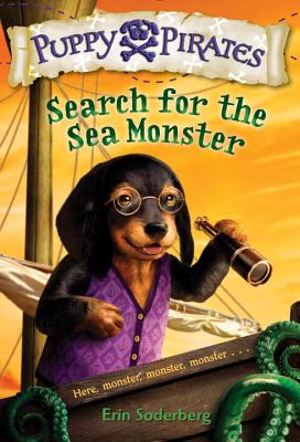 Puppy Pirates #5: Search for the Sea Monster Cover Image