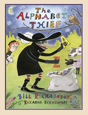 The Alphabet Thief Cover Image