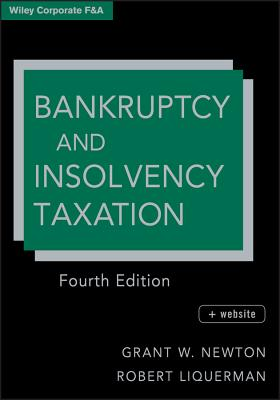 Bankruptcy Taxation 4e +websit (Wiley Corporate F&A (Unnumbered)) Cover Image