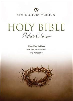 Pocket Bible-NCV Cover Image