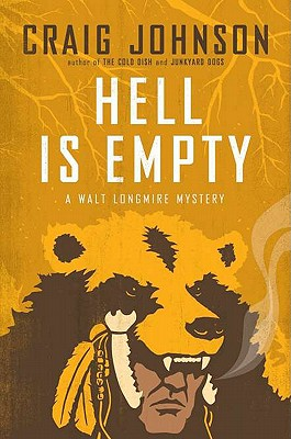 Hell Is Empty: A Walt Longmire Mystery Cover Image