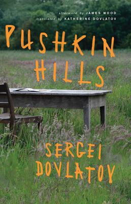 Pushkin Hills Cover Image