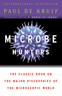 Microbe Hunters Cover Image